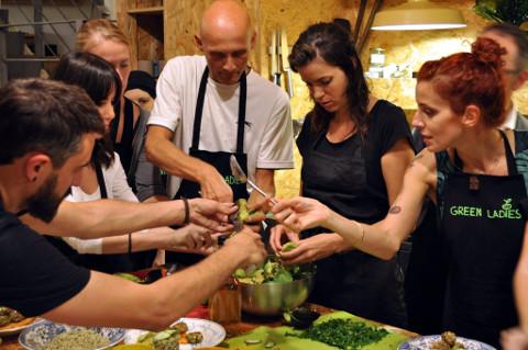 Classes de Cuina Vegana Barcelona
